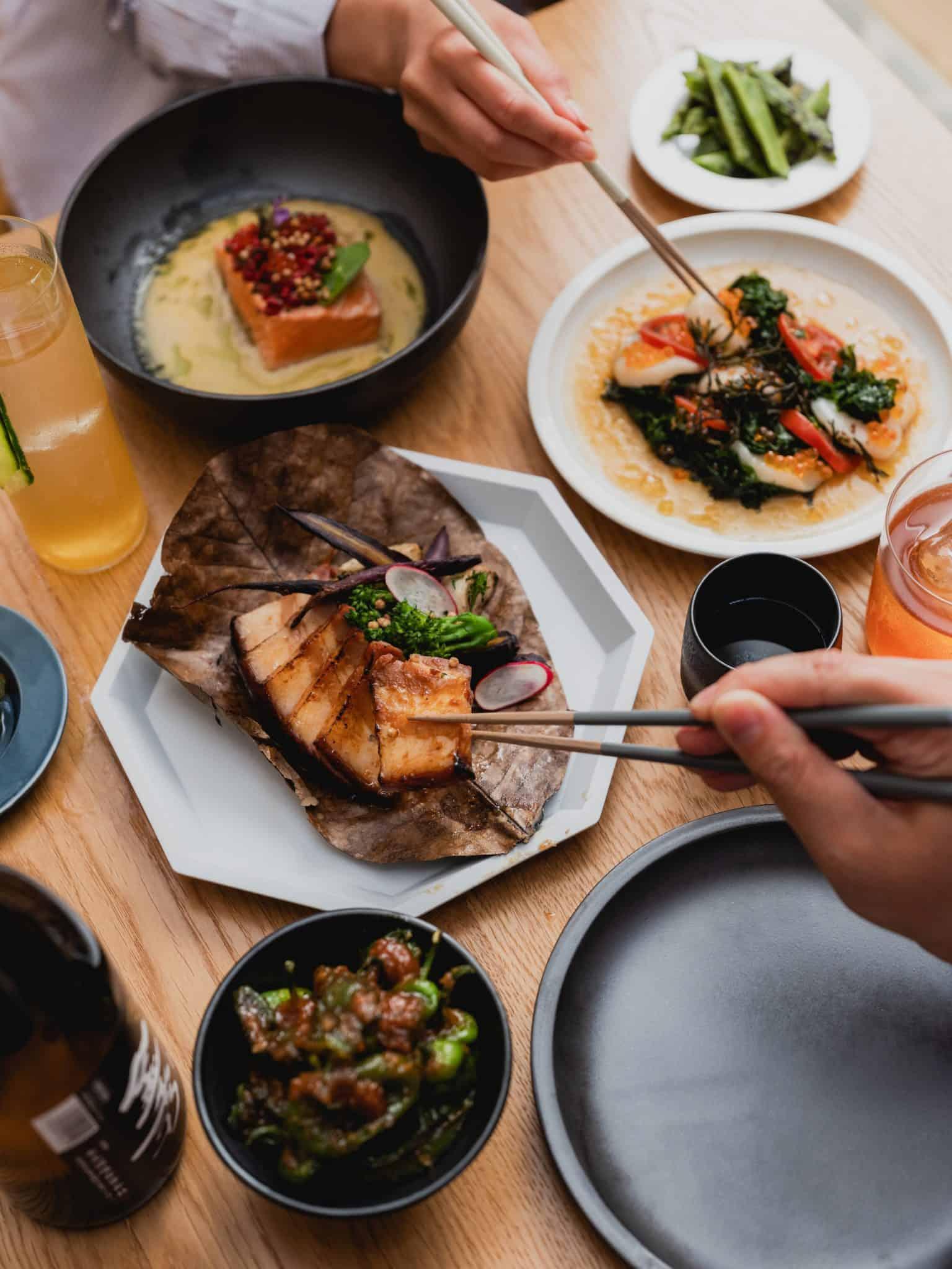 Sachi_At_Pantechnicon_London food portrait