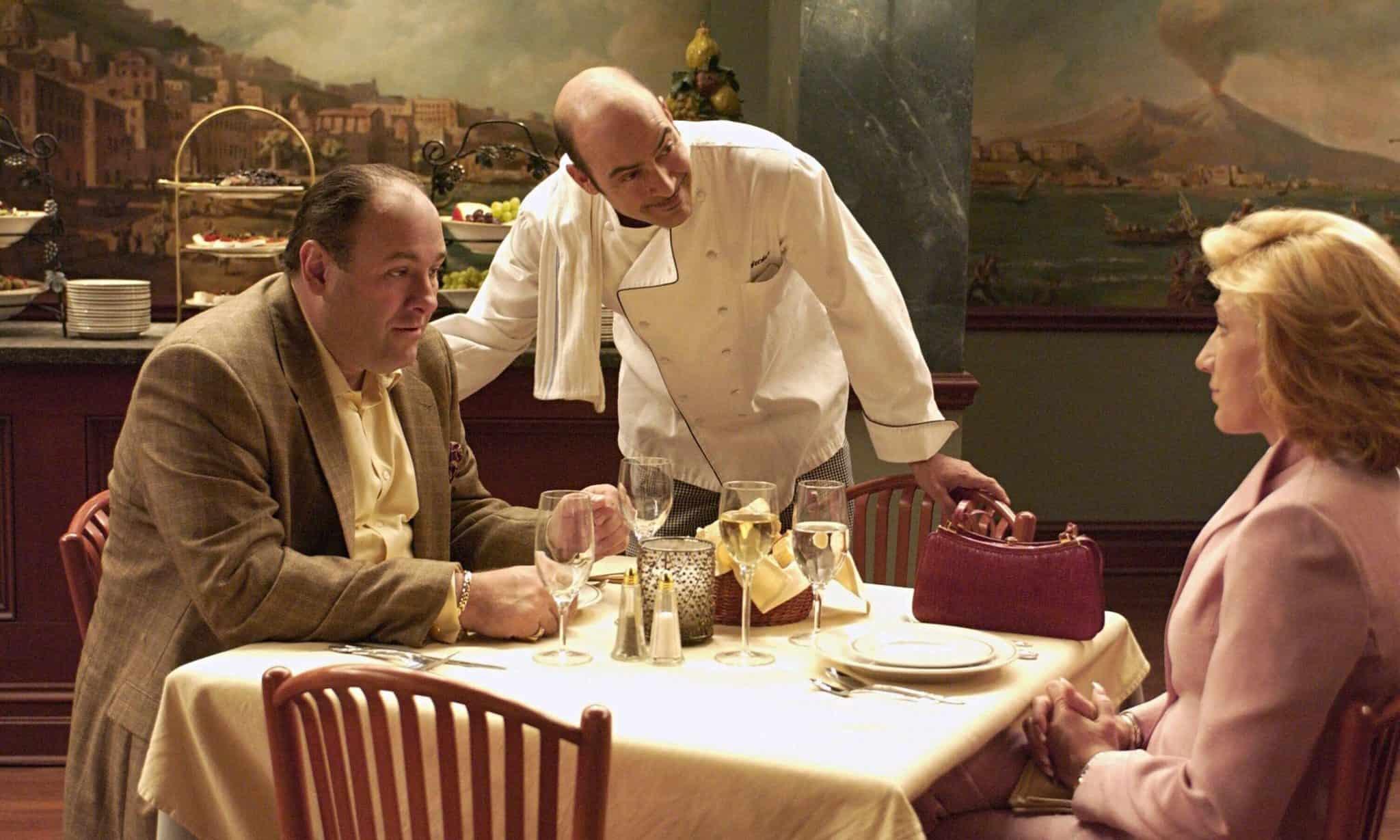 The Sopranos food
