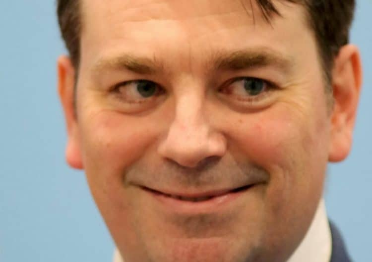 Conservative candidate Leigh Higgins. Credit;SWNS