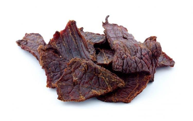 Beef Jerky recipe Photo: Severein, CC0, via Wikimedia Commons