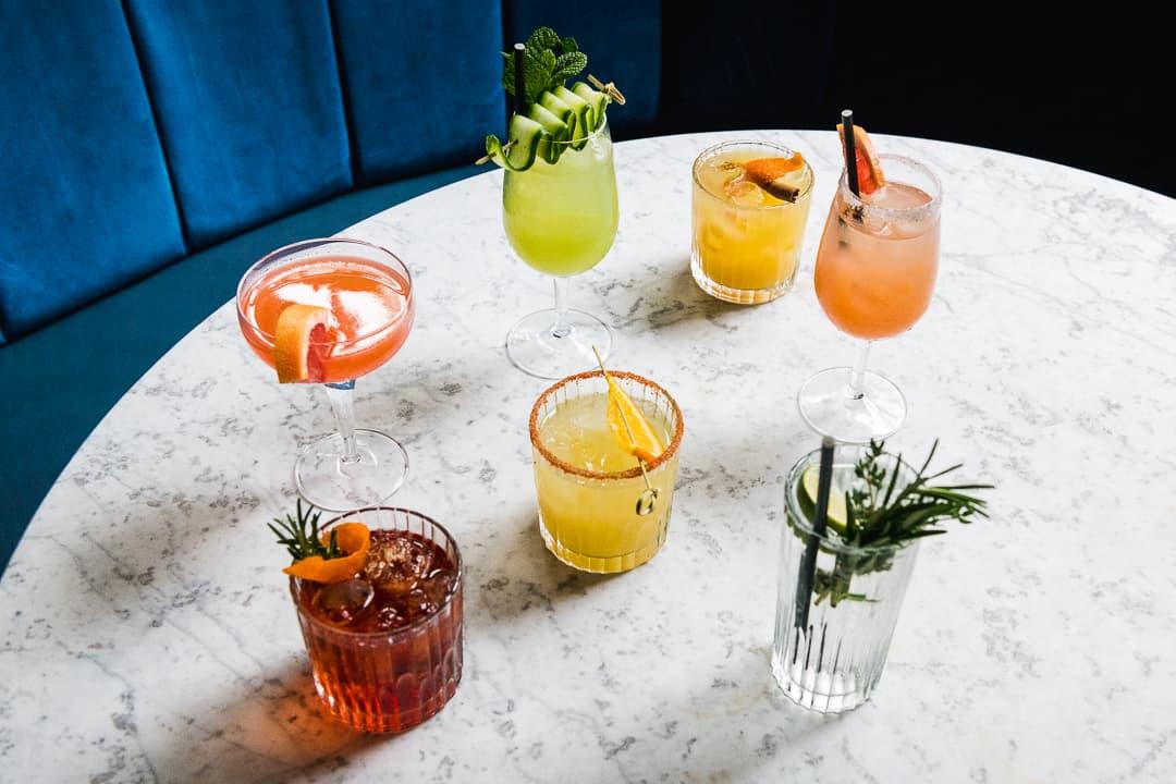 JOAN cocktails