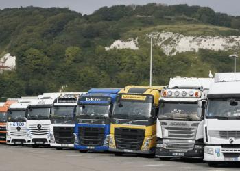 EU lorry