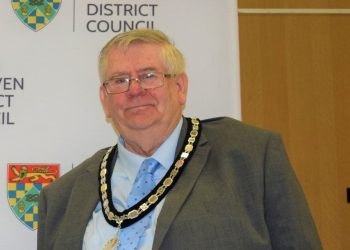 Councillor Ian Stokes. Ceredit;SWNS