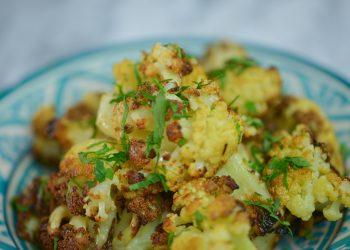 Jaffa style Cauliflower Recipe