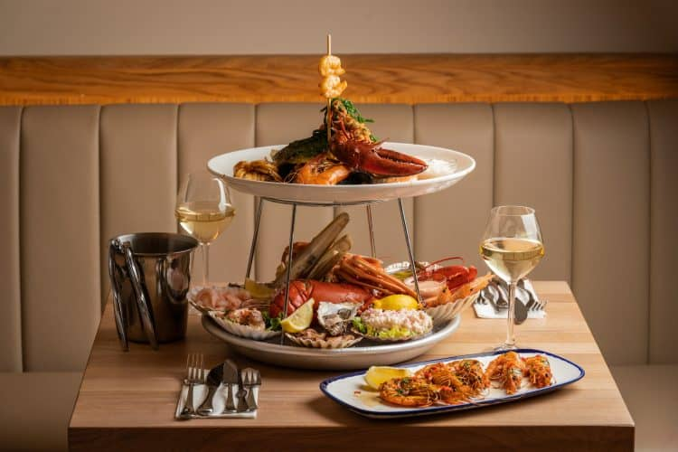 The Seafood Bar Soho