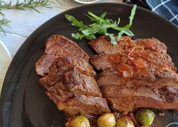 Fillet Steak Baked To Perfection
