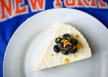 New York Cheesecake Jonathan Hatchman