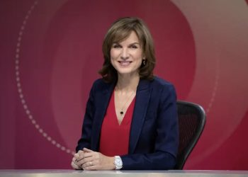 Fiona Bruce BBC Question Time