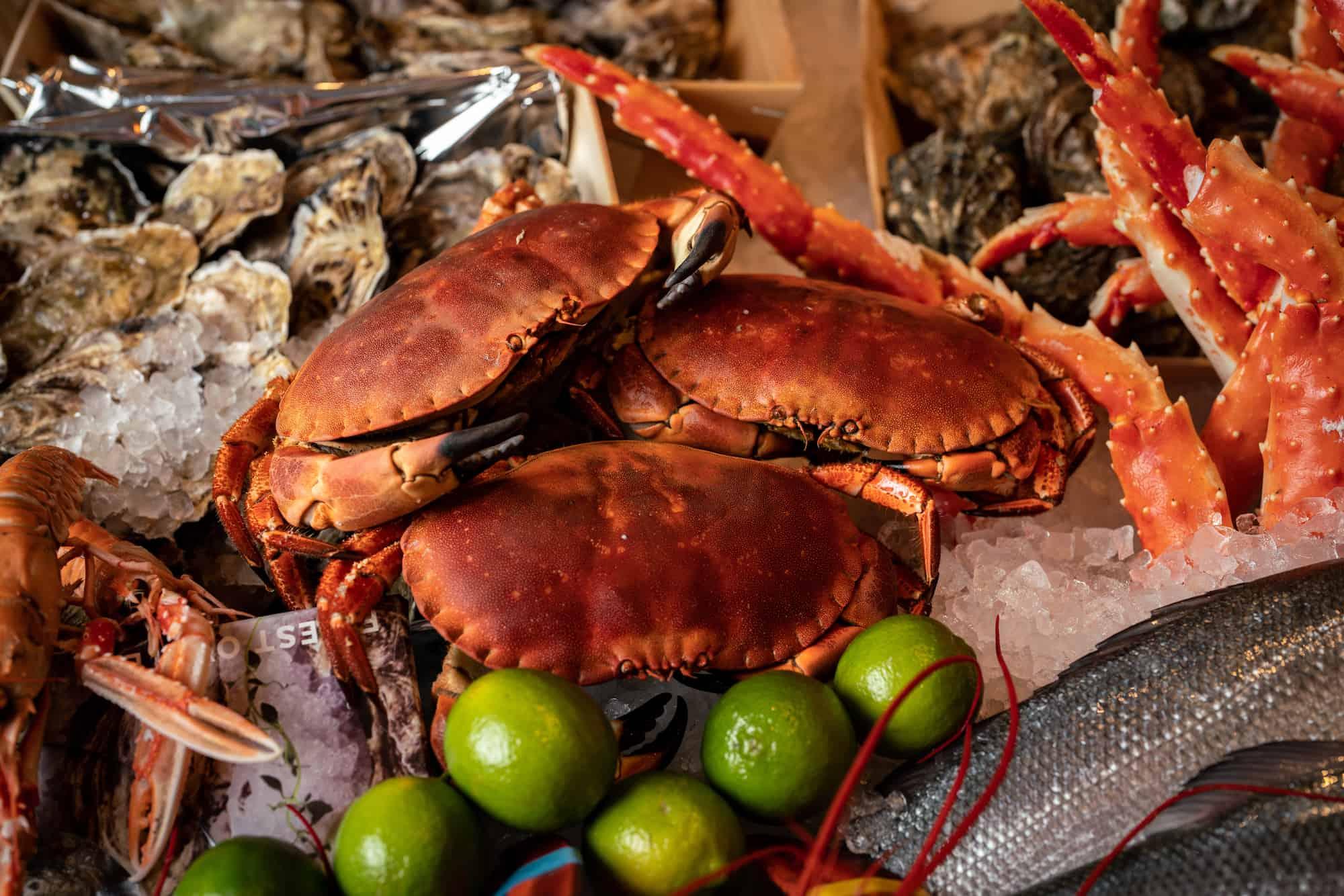 The Seafood Bar Crab