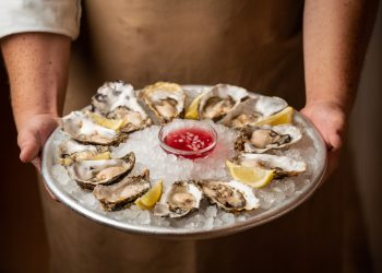 The Seafood Bar Oysters £1 oyster happy hour