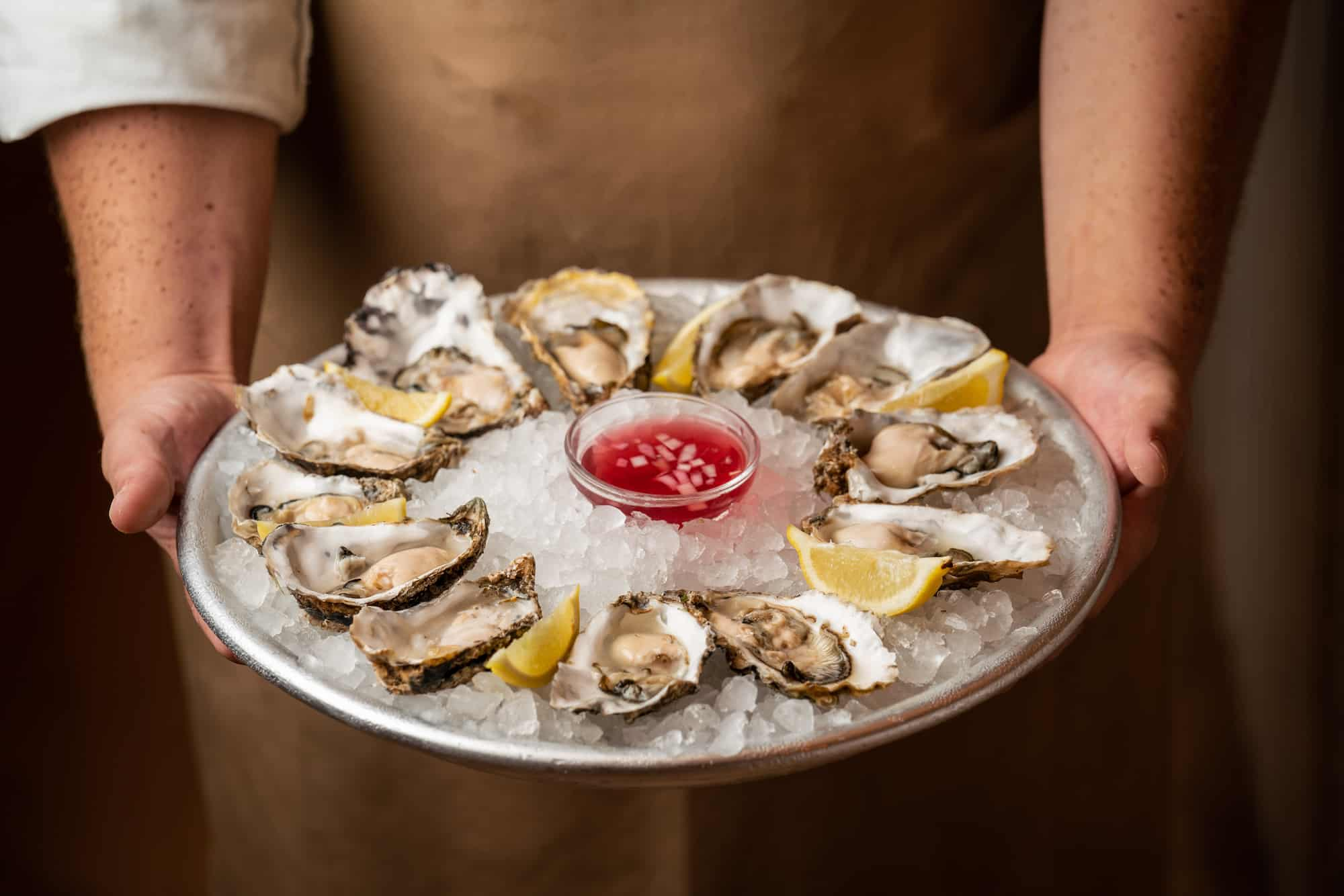 The Seafood Bar Oysters