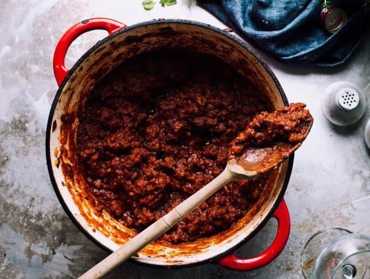 Chilli con carne recipe chili con carne
