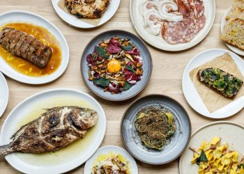 Manteca Shoreditch new restaurant openings October 2021