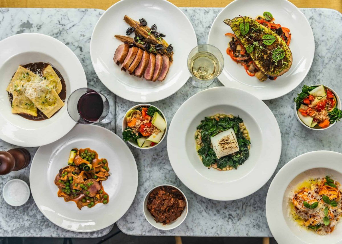 London Food and Drink Photography - LIV Restaurant Sloane Square | Photo: Nic Crilly-Hargrave