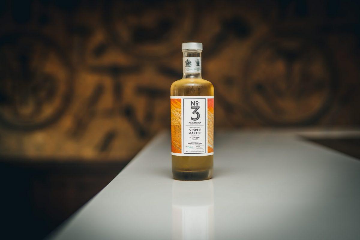 No.3 Gin Vesper Martini DUKES   Photo: @lateef.photography